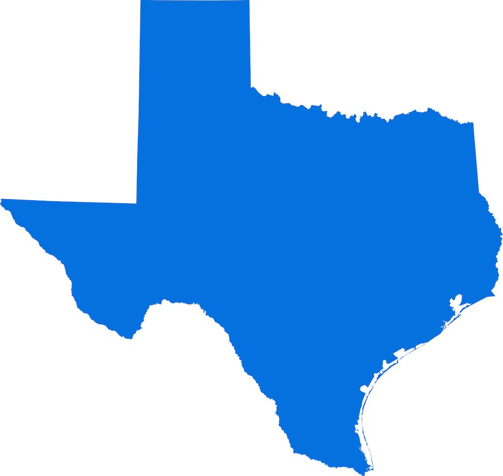 Texas regional purchased service contracts