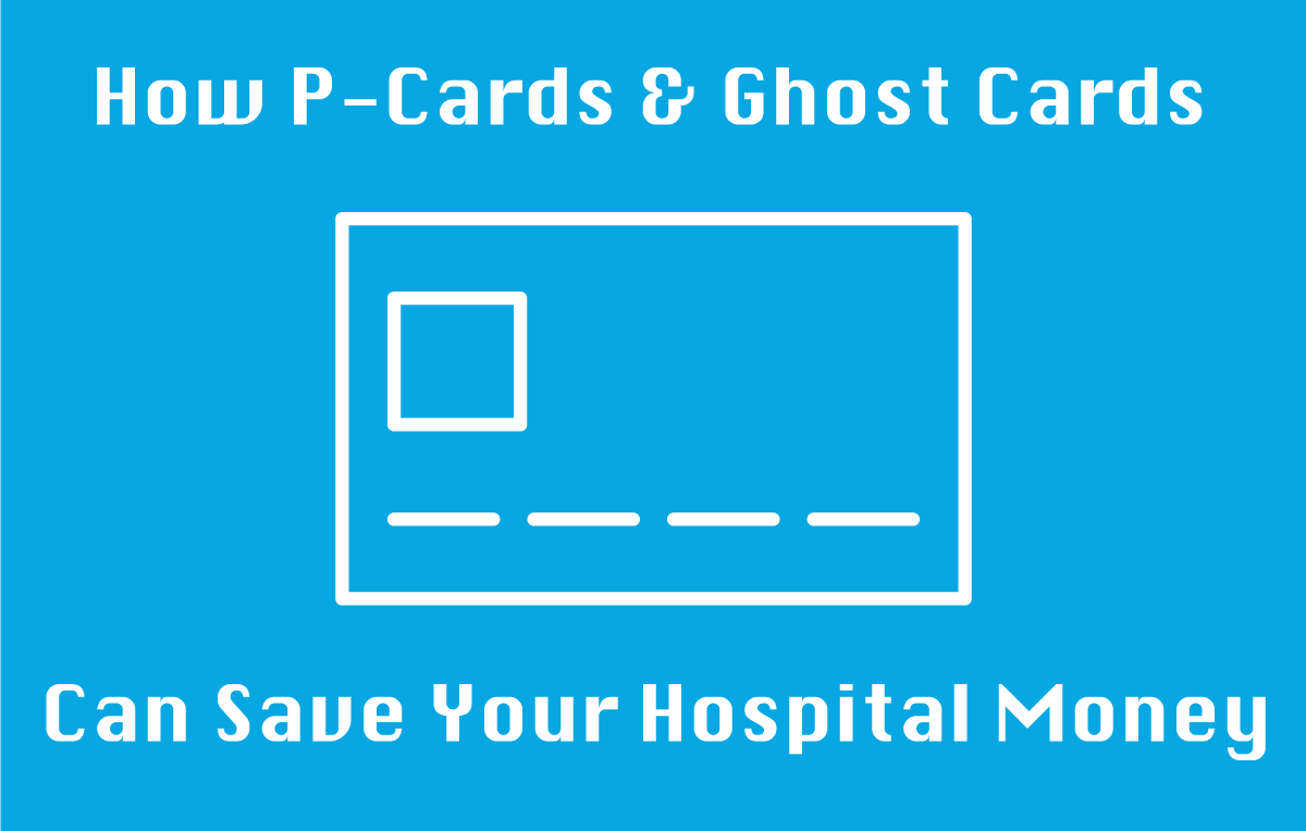 P-cards and ghost cards