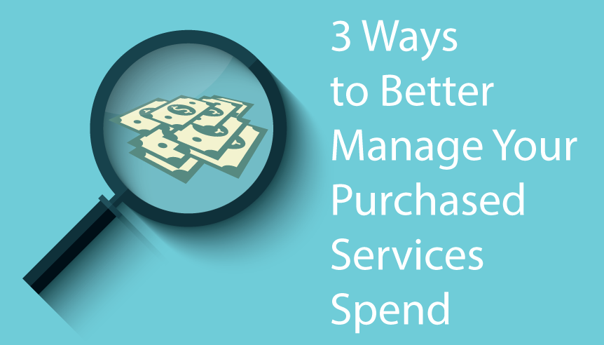 purchased services spend